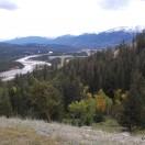 Ausblick auf Jasper